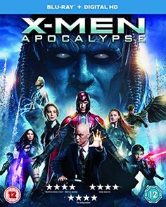 X-Men: Apocalypse [Blu-ray] 199kr Platekompaniet