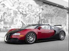 The original Bugatti Veyron.