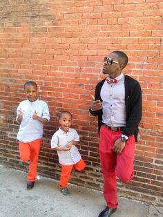 Like farther like sons