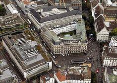Credit Suisse Credit Suisse, Spaces