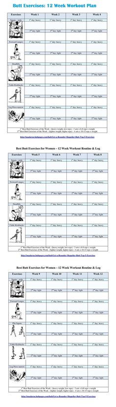 Week Workout Program SimplyshreddedCom  Workout Plans