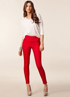 Skinny Crop Pants