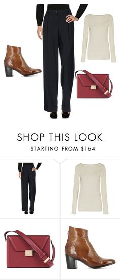 """""""Untitled #384"""" by lads-greenwood on Polyvore featuring P.A.R.O.S.H., Duffy, Victoria Beckham and Alberto Fasciani"""