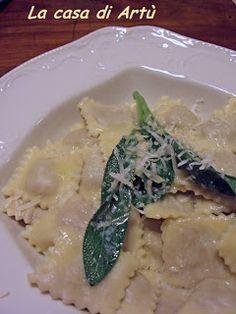 La casa di Artù: Cucina Regionale Piemontese: Agnolotti Piemontesi