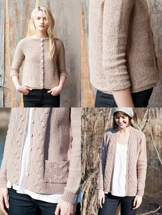 New Favorites: Quince cardigans