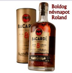Bacardi, Vodka Bottle, Happy Birthday, Happy Brithday, Urari La Multi Ani, Bacardi Cocktail, Happy Birthday Funny, Happy Birth