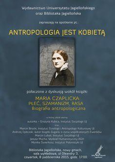 """Promocja książki """"Maria Czaplicka - płeć, szamanizm, rasa"""" http://www.wuj.pl/page,news,newsid,144.html"""