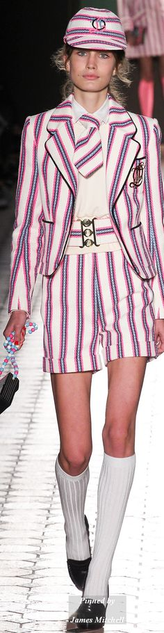 Olympia Le-Tan Collection  Spring 2015 Ready-to-Wear