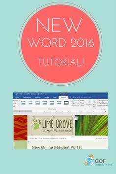 Are you ready to learn Word 2016? Our FREE tutorial is filled with 30 one-page lessons, 29 user-friendly videos, and plenty of practice challenges!