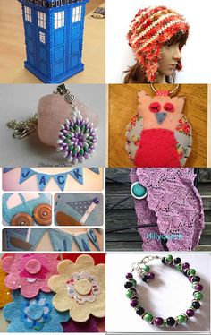 A mix of this and that x by Dawn Mitton on Etsy--Pinned with TreasuryPin.com
