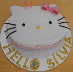 Hello Kitty cake#festas#parties