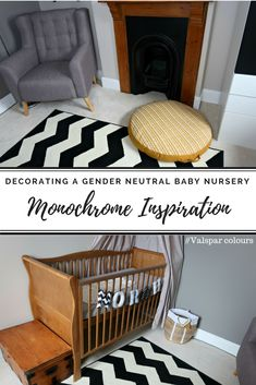 Decorating A New baby Nursery With Paint ~ Jade in the Jungle an expedition through life and motherhood. Newborn Nursery, Baby Nursery Neutral, Nursery Themes, Nursery Ideas, Black White Nursery, Valspar Paint, Geometric Decor, Scandi Style, How To Clean Carpet
