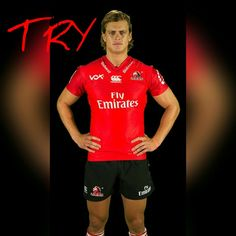 Andries Coetzee In the fullback position we have Andries. Number 15 is the last backline player and also last player of the starting line-up. Elton Jantjies, Super Rugby, Rugby Players, Lineup, Lions, Pride, Number 15, Sports, Handsome