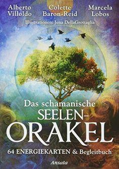 Das schamanische Seelen-Orakel: 64 Energiekarten & Begleitbuch Film Books, Audio Books, Tarot, Doreen Virtue, Book Drawing, Jena, Ebook Pdf, Book Activities, Thriller