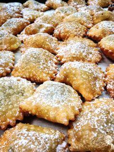 Butter Pecan Cookies, Biscotti Cookies, Almond Cookies, Italian Desserts, Vegan Desserts, Italian Recipes, Neapolitan Recipe, Italian Lemon Cookies, Chestnut Recipes