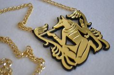 Image of Anubis Necklace