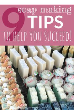 soap making tips to help you succeed! In My Soap Pot 9 soap making tips to help you succeed!In My Soap Pot 9 soap making tips to help you succeed! Handmade Soap Recipes, Soap Making Recipes, Handmade Soaps, Diy Soaps, Soap Making Supplies, Soap Making Kits, Organic Soap, Goat Milk Soap, Soap Molds