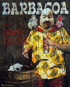 Art from Moe Profane (@moeprofane) / San Antonio, Texas, US | bohemianizm