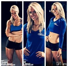 Ripped Abs Fit Gals Pinterest Muscles And Motivation
