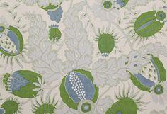 Carnival Wallpaper → Christopher Farr Cloth