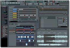 Image Line FL Studio. Deze foto kwam ik tegen en die moest erbij zitten: sinds kort ben ik bezig om mijn eigen muziek te producen en heb er veel plezier in.