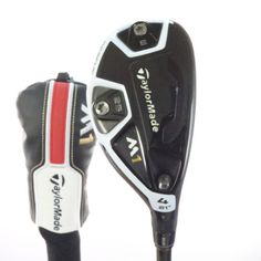 TaylorMade M1 4 Rescue 21 degrees Fujikura Pro 80h M Senior Headcover 27231A