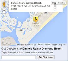 Http Danieiamond Daniels Diamond Is Located In Wildwood Realty Specializes Beach