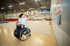 How a 3D-printed 'butterfly' is helping a Paralympian fencer in her quest for gold