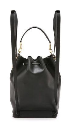 7e2a56840438 Sophie Hulme Duffel Backpack Sophie Hulme, Dust Bag, Leather Bag, Shoulder  Strap,