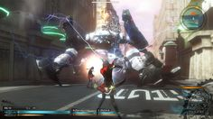Final Fantasy Type-0 HD (PS4) - http://videogamedemons.com/final-fantasy-type-0-hd-ps4/