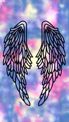 Imagen de wings, angel, and wallpaper