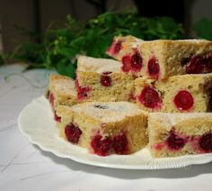 Kefírová bublanina Kefir, Cakes And More, Waffles, Cheesecake, Food And Drink, Cooking Recipes, Sweets, Baking, Breakfast