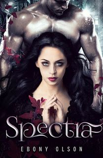 Spectra by Ebony Olson  Spectra is a unique urban fantasy that steams up the pages while pulling you into a world unlike any other.  http://tometender.blogspot.com/2017/03/spectra-by-ebony-olson.html