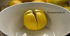 Prekrojte zopár citrónov a rozmiestnite ich po spálni. Tu je dôvod