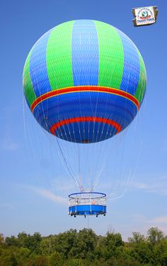 View the #Smokies from above by taking a ride on Wonders of Flight at WonderWorks in #PigeonForge.