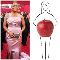 outfits for the apple shape | apple shape