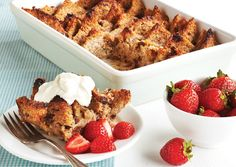 Ezekiel Bread Pudding - Oxygen Women's Fitness