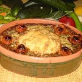 Karfiol sa mlevenim mesom