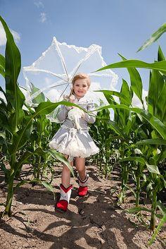 CicciaBella Cowgirl Riders, Ashley Kelly Photography, Eden Wood start of Eden's World, Ooh La La Couture Dress