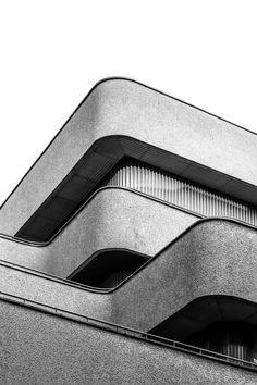 Post Modern Architecture, Architecture Antique, Art Et Architecture, Architecture Portfolio, Classical Architecture, Architecture Sketchbook, Chinese Architecture, Futuristic Architecture, Sustainable Architecture