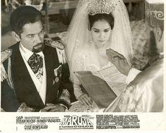 Eddie Garcia and Susan Roces in 1967 film Maruja. Credit:Emmanuel Canteras / LEA Productions.