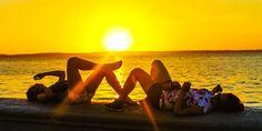 Relaxen am Malecon von Cienfuegos
