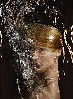 H2O by Romain Laurent, via Behance
