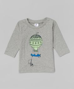 Look at this Marle Flying Mouse Organic Tee - Infant, Toddler & Boys on #zulily today!