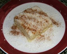 Tres Leches from Rincon Repostero