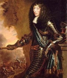 Louis de Bourbon, Prince of Condé (8 September 1621 – 11 December 1686) was a French general and the most famous representative of the Condé branch of the House of Bourbon. Prior to his father's death in 1646, he was styled the Duc d'Enghien. For his military prowess he was renowned as le Grand Condé.