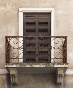 Balcony in Nice