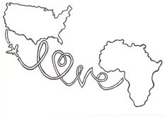 americans + africans = amore