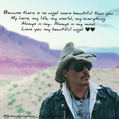 Johnny Depp Quotes, Johnny Depp Pictures, The Hollywood Vampires, Here's Johnny, Love Him, My Love, Pirates Of The Caribbean, Perfect Man, Rock And Roll