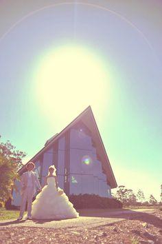 SANCTUARY COVE CHAPEL  Watabe Wedding Australia